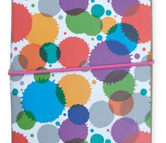 Color Splotch Pocket Journal