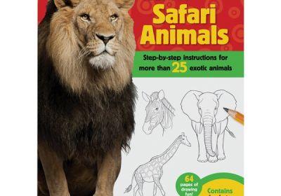 Learn to Draw Safari Animals