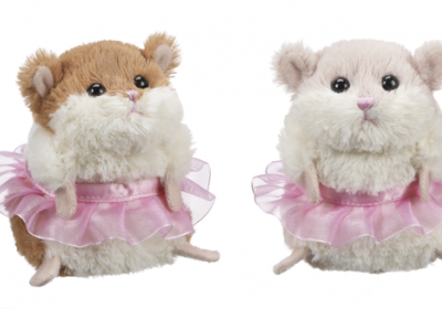 Ballerina Hamsters