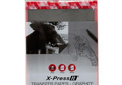 X-Press It Transfer Paper-Grapite