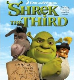 How to Draw Shrek the Third