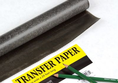 Transfer paper roll 24