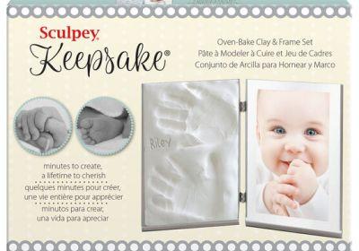 Sculpey Keepsake White