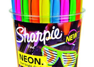 Sharpie Neon Green