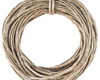 Darise Hemp Cord, Natural 20lb 15 yds