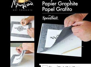 Mona lisa jumbo transfer graphite