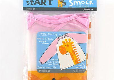 Art Smocks, Pink