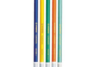 CarbOthello Pastel Pencils, Leaf Green Pale 1400-560