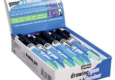 Drawing Gum Marker