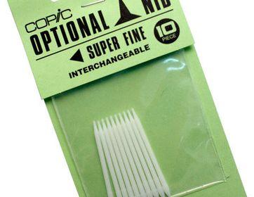 Copic Super Fine Nibs