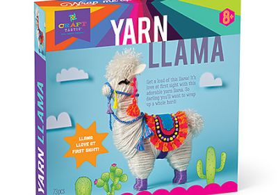 Yarn LLama