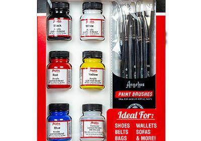 Angelus Leather Paint Kit