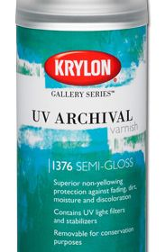 Krylon UV Semigloss