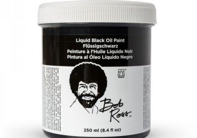 Bob Ross Liquid Black 8.4 fl. oz