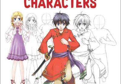 Manga Artists Handbook Drawing Basic Characters