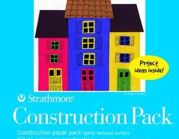 SM Construction Paper 200 shts