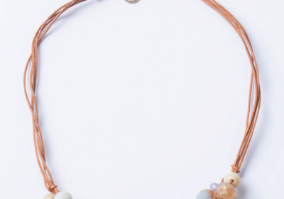 Necklace 1039 teal