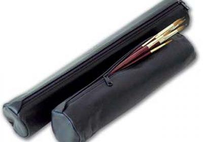 Global Art Leather Brush Case Short
