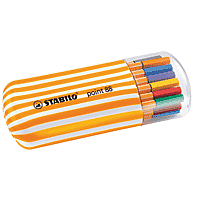 Stabilo point 88 20-Color Zebrui Set