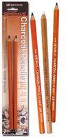 Charcoal Pencil 2B Med