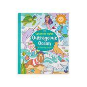 Color it Book-Outrageous Ocean