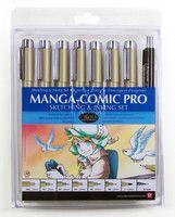 Manga Comic Pro 8 set