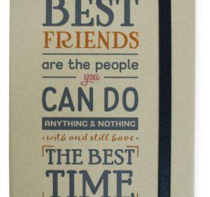 Best Friends-Kraft Journal