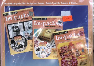 Letraset Im-packs Media Refill Pack