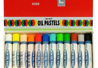 Holbein Oil Pastels 12 Set