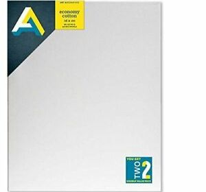 AA 2 Pack Value Canvas 8
