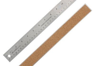 AA flexible ruler 24
