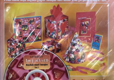 Letraset Im-packs Background Images Set 2