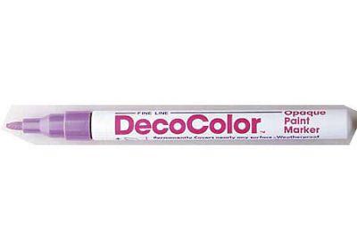 Decocolor Paint Marker X-Fine White CD