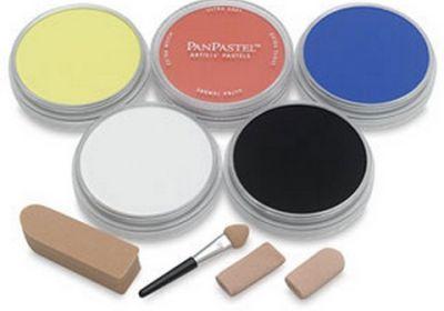 Panpastel 5 color Starter Set