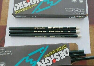 Design 3800 Drawing Pencils B