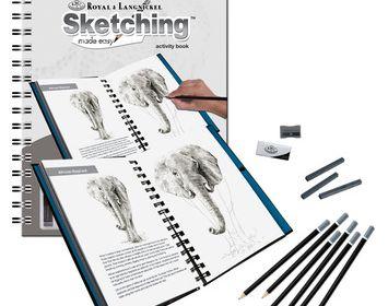 Sketching Made Easy African Safari