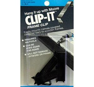 Moore Clip-It Frame Clips Set of 4