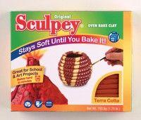 Sculpey III  Suede