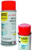 Scotch spray mount