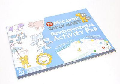 Micador Jr. Activity Pad A3