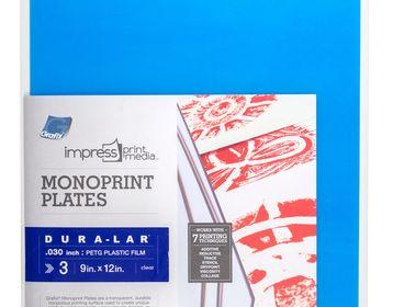 Graphix .030 inch Monoprint Plates 5