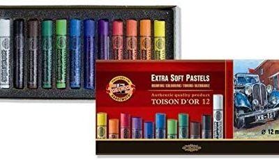 Koh-I-Noor Extra Soft Pastels Set of 12