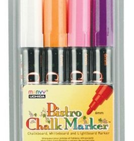 Bistro Chalk Markers 4 set