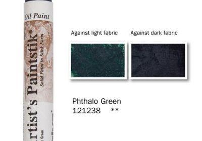 Shiva Artist's Paintstik Phthalo Green