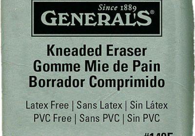 Jumbo  kneadeable erasers