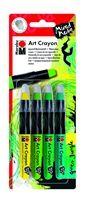 Art Crayon Blender