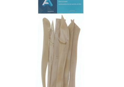 AA Wooden Modeling Tools