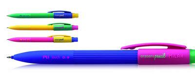 Milan PL1 Touch .9MM Mechanical eraser & pencil