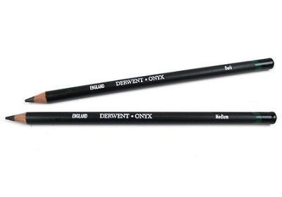 Black Onyx Graphite Pencil Med