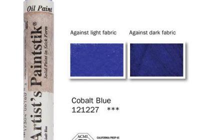 Shiva Artist's Paintstik Cobalt Blue